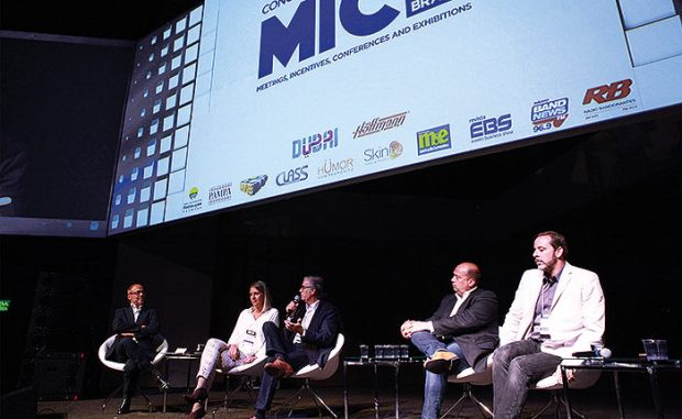 Painel Design Thinking MICE Incentivos