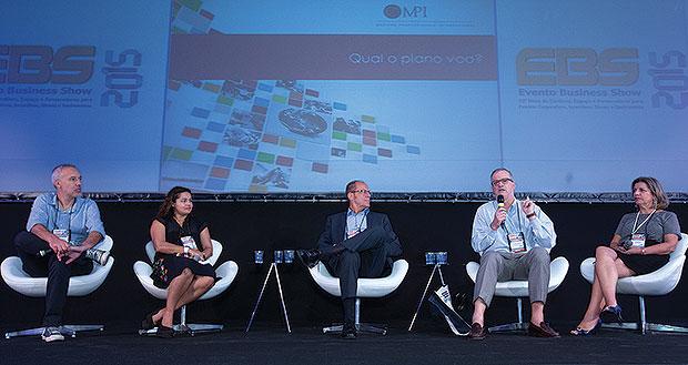 MPI em parceria com a Feira EBS apresenta painel