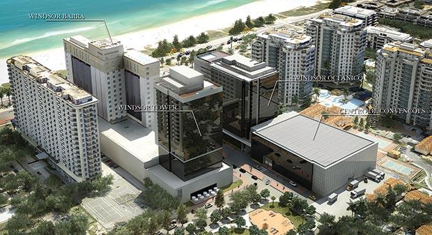 Complexo Barra - Rede Windsor