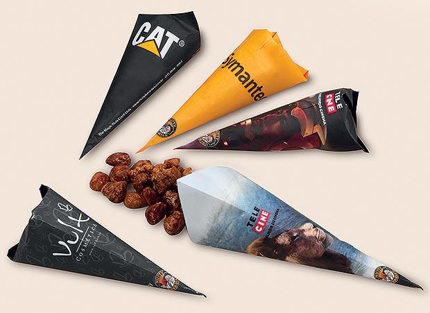 Cones Nutty Bavarian