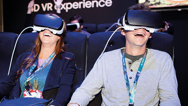 Em breve a realidade virtual estará disponível a todosDivulgação: Samsung/Assessoria