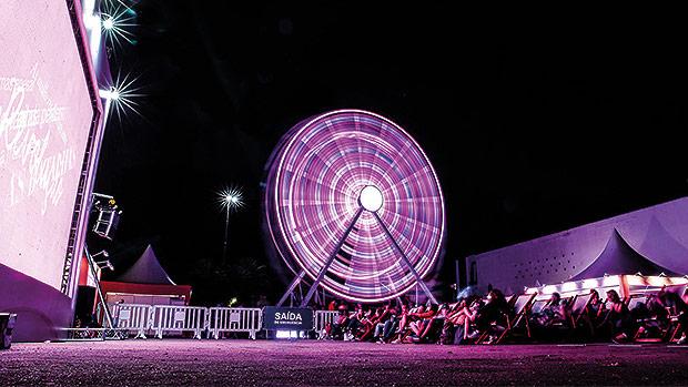 """Avon: ação """"Giro da Vida"""" e a sua roda gigante em São Paulo"""