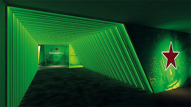 The Art of Heineken: experiência em torno do universo da marca