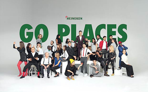 Heineken Go Places